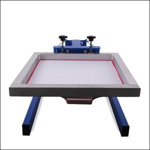 1 Color Silk Printing Press