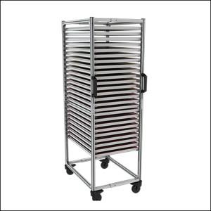 Screens Drying Racks