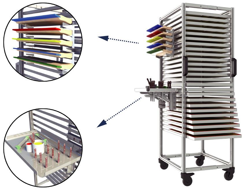 screen-drying-racks-gold-up6